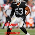 MALCOLM SMITH 2015 OAKLAND RAIDERS FOOTBALL CARD