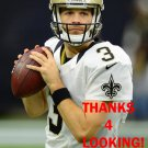 MATT FLYNN 2015 NEW ORLEANS SAINTS FOOTBALL CARD
