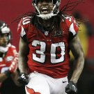 CHARLES GODFREY 2015 ATLANTA FALCONS FOOTBALL CARD