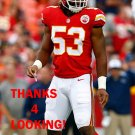 RAMIK WILSON 2015 KANSAS CITY CHIEFS FOOTBALL CARD