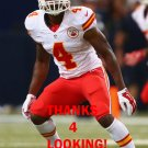DA'RON BROWN 2015 KANSAS CITY CHIEFS FOOTBALL CARD