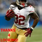 DuJUAN HARRIS 2015 SAN FRANCISCO 49ERS FOOTBALL CARD