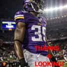 JALIL CARTER 2015 MINNESOTA VIKINGS FOOTBALL CARD