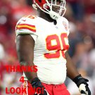 JAYE HOWARD 2015 KANSAS CITY CHIEFS FOOTBALL CARD