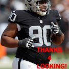 DAN WILLIAMS 2015 OAKLAND RAIDERS FOOTBALL CARD