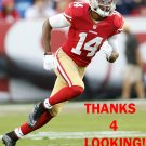 JEROME SIMPSON 2015 SAN FRANCISCO 49ERS FOOTBALL CARD