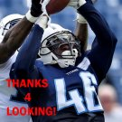 CURTIS RILEY 2015 TENNESSEE TITANS FOOTBALL CARD