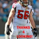 BROOKS REED 2015 ATLANTA FALCONS FOOTBALL CARD