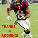 JONATHAN GRIMES 2015 HOUSTON TEXANS FOOTBALL CARD
