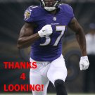 SAMMY SEAMSTER 2014 BALTIMORE RAVENS FOOTBALL CARD