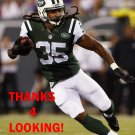 DURELL ESKRIDGE 2015 NEW YORK JETS FOOTBALL CARD