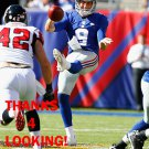 BRAD WING 2015 NEW YORK GIANTS FOOTBALL CARD