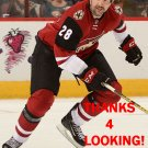 JOHN SCOTT 2015-16 ARIZONA COYOTES HOCKEY CARD