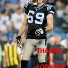 JARED ALLEN 2015 CAROLINA PANTHERS FOOTBALL CARD