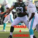 MIKE CATAPANO 2015 NEW YORK JETS FOOTBALL CARD
