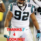 DWAN EDWARDS 2015 CAROLINA PANTHERS FOOTBALL CARD