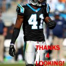 ROMAN HARPER 2015 CAROLINA PANTHERS FOOTBALL CARD