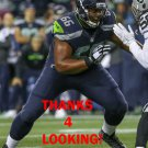 KEAVON MILTON 2015 SEATTLE SEAHAWKS FOOTBALL CARD