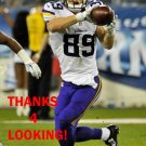 RYAN WHALEN 2015 MINNESOTA VIKINGS FOOTBALL CARD