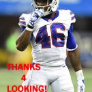 BUD NOEL 2015 BUFFALO BILLS FOOTBALL CARD