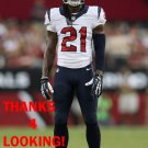 KENDRICK LEWIS 2014 HOUSTON TEXANS FOOTBALL CARD