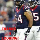 FILI MOALA 2015 HOUSTON TEXANS FOOTBALL CARD