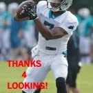 PAUL BROWNING 2015 CAROLINA PANTHERS FOOTBALL CARD