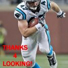RICHIE BROCKEL 2015 CAROLINA PANTHERS FOOTBALL CARD