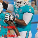 JACQUES McCLENDON 2015 MIAMI DOLPHINS FOOTBALL CARD