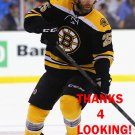 MAX TALBOT 2015-16 BOSTON BRUINS HOCKEY CARD
