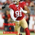 ARIK ARMSTEAD 2015 SAN FRANCISCO 49ERS FOOTBALL CARD