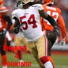 RAY-RAY ARMSTRONG 2015 SAN FRANCISCO 49ERS FOOTBALL CARD