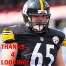 MILES DIEFFENBACH 2015 PITTSBURGH STEELERS FOOTBALL CARD