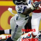 TYRELL ADAMS 2015 SEATTLE SEAHAWKS FOOTBALL CARD