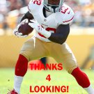 MIKE DAVIS 2015 SAN FRANCISCO 49ERS FOOTBALL CARD