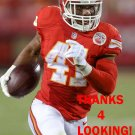 MALCOLM BRONSON 2014 KANSAS CITY CHIEFS FOOTBALL CARD