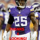 JABARI PRICE 2015 MINNESOTA VIKINGS FOOTBALL CARD