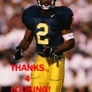 CHARLES WOODSON MICHIGAN WOLVERINES FOOTBALL CARD