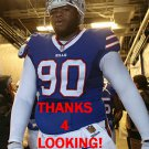 T.J. BARNES 2015 BUFFALO BILLS FOOTBALL CARD