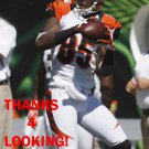ARMON BINNS 2012 CINCINNATI BENGALS FOOTBALL CARD