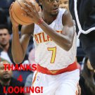 JUSTIN HOLIDAY 2015-16 ATLANTA HAWKS BASKETBALL CARD