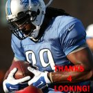 DAVID AUSBERRY 2015 DETROIT LIONS FOOTBALL CARD