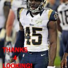 IMOAN CLAIBORNE 2015 ST. LOUIS RAMS FOOTBALL CARD