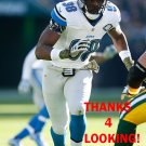 DEVIN TAYLOR 2015 DETROIT LIONS FOOTBALL CARD