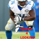 MICHAEL OLA 2015 DETROIT LIONS FOOTBALL CARD
