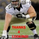 SEAN HICKEY 2015 NEW ORLEANS SAINTS FOOTBALL CARD