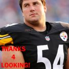 COLLIN RAHRIG 2015 PITTSBURGH STEELERS FOOTBALL CARD