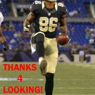 KYLE PRATER 2015 NEW ORLEANS SAINTS FOOTBALL CARD