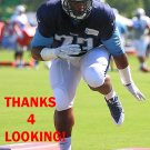 TOBY JOHNSON 2015 TENNESSEE TITANS FOOTBALL CARD
