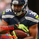 BRYCE BROWN 2015 SEATTLE SEAHAWKS FOOTBALL CARD